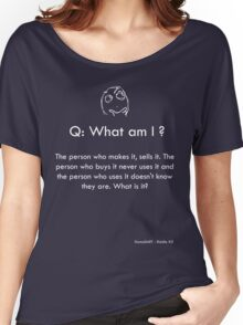 Riddle #5 Women's Relaxed Fit T-Shirt