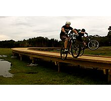 Ride... Photographic Print