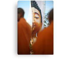 Buddhist Festival Canvas Print