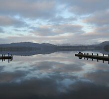 Lake Windermere by Amy Copeman