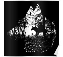 Mononoke Forest Poster