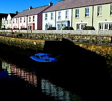 sur le continent killyleagh reflections #2 by ragman