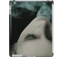 I'll Smoke you out of my Soul iPad Case/Skin
