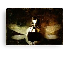 Poisoned Hearts Canvas Print
