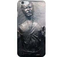 Han Solo Carbonite iPhone Case/Skin
