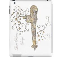 Paisley Submarine iPad Case/Skin