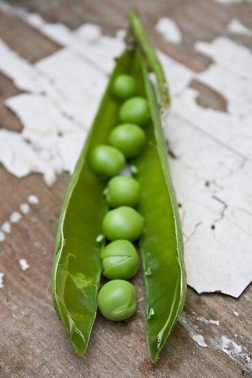 Peas and pod by Ilva Beretta