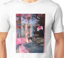 The One Without The Waggly Tail Unisex T-Shirt