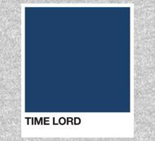 Time Lord Pantone Kids Tee