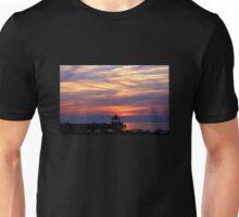 Sunset at the Gazebo Unisex T-Shirt