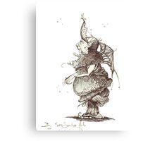 Marmybrella Canvas Print