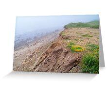 The Montauk Mist Greeting Card