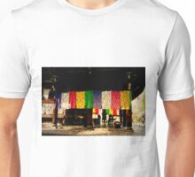 Autumn in Japan:  The Accidental Temple Unisex T-Shirt