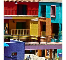 La Placita, Tucson, AZ Photographic Print