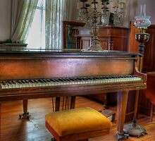 The Music Room by Sue  Cullumber