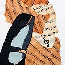 Danit's Shoe by Nira Dabush