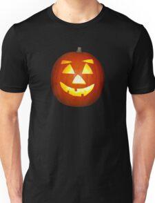 Halloween Jack o Lantern Pumpkin Unisex T-Shirt