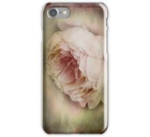 Faded beauty iPhone Case/Skin