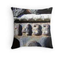 1433 Throw Pillow