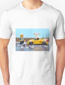 Lego car wash Unisex T-Shirt