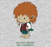 I'm not short, I'm a hobbit Kids Clothes