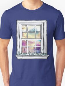 Open your Mind and dreams Unisex T-Shirt
