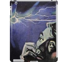 Fear of the unknown iPad Case/Skin