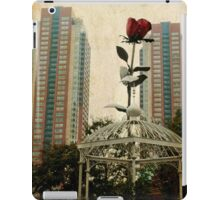 Autumn in Japan:  The Story of the Giant Flower iPad Case/Skin