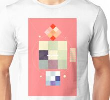 Watercolor Geometry  Unisex T-Shirt