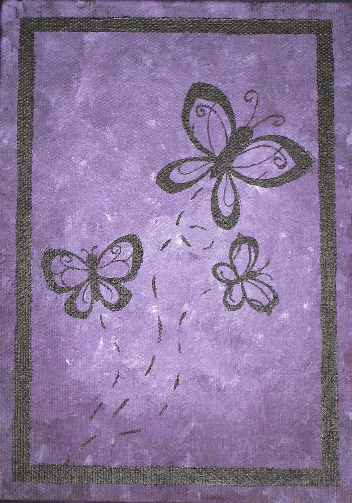 Butterflies 3 by anji-marie
