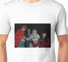 The Four Stooges Unisex T-Shirt