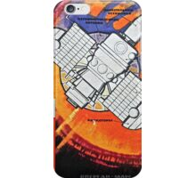 The Space race - 1963 iPhone Case/Skin