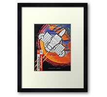 The Space race - 1963 Framed Print