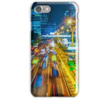 Home Time in Jakarta iPhone Case/Skin