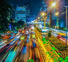 Home Time in Jakarta by Michael Frost (@mjfrostphotos)