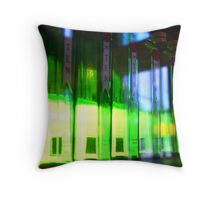T E N Throw Pillow