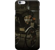 Autumn in Japan:  Retro Transportation iPhone Case/Skin