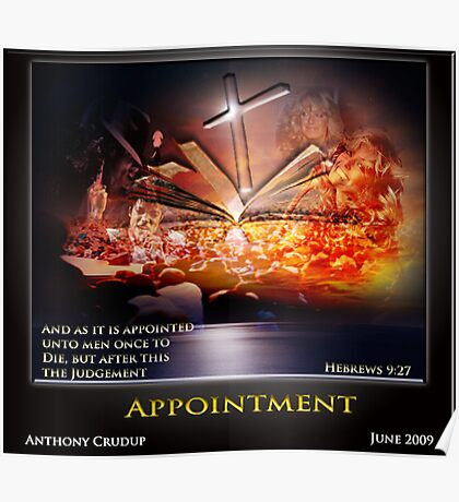 Appointment Poster