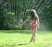 Sprinkler Dancing by cebrfa