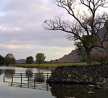Crummock Water - Lake District by Rachel Slater