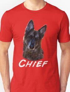 Chief shirt (chief)writing  T-Shirt