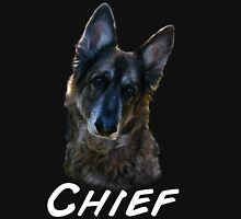 Chief shirt (chief)writing  Unisex T-Shirt