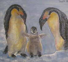 Arctic Family by Jayde Nossiter