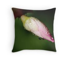 """""""Zygo Cactus Bloom"""" Throw Pillow"""
