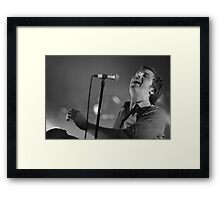 Rocky Takes A Lover Framed Print
