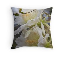 Double beauty Ceres Bloom Throw Pillow