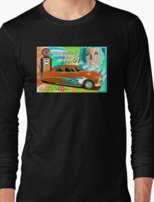 hot rods garage Long Sleeve T-Shirt