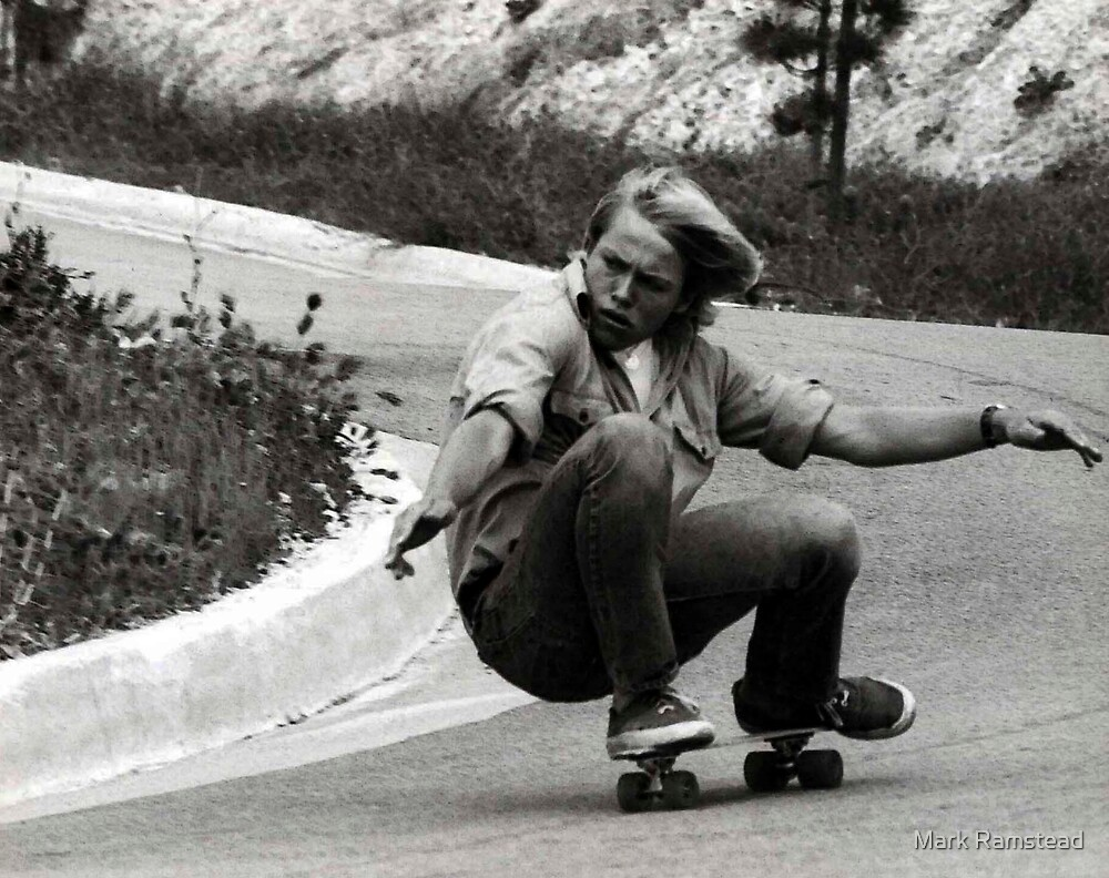 Todd Skating by Mark Ramstead