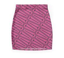Cross Section, Pink Mini Skirt