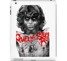 QOTSA DESERT STONER ROCK the doors iPad Case/Skin